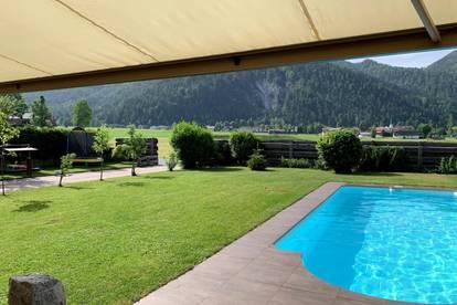 !! TOP !! Land-Einfamilienhaus mit Pool |Exklusiv ausgestattetes Einfamilienhaus im Bezirk Kitzbühel