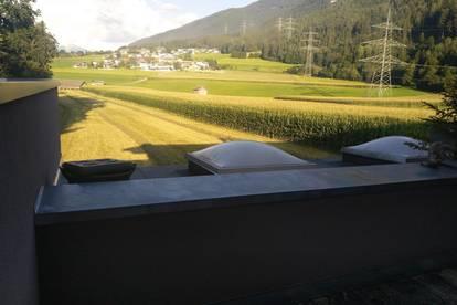 2 Zimmerwohnung möbliert mit Terrasse im Osten