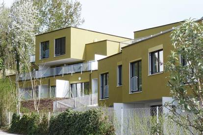 traumhafte Penthousewohnung in urbaner Grünruhelage