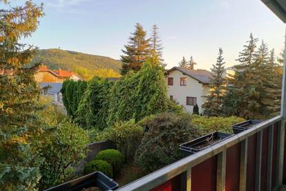 Provisionsfrei! 4-Zimmer-Wohnung in Berndorf Stadt mit 2 sonnigen Balkonen