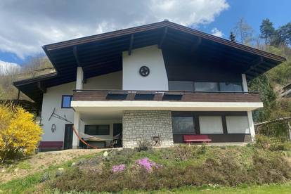 Wohnhaus in Bestlage mit super Aussicht zu vermieten