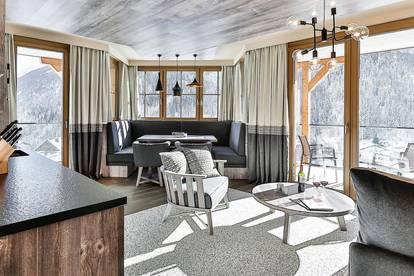 3 Zimmer Luxus-Appartement mit Garagen- und Stellplatz