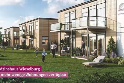 Unsere 1. gemeinsame Wohnung - direkt in Wieselburg, top ausgestattet, keine Provision