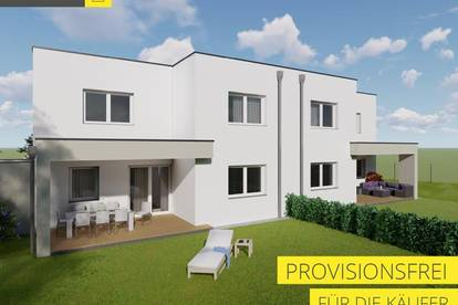 NEU Micheldorf: Doppelhaushälfte+Grund ab 399.900,-