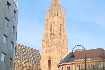 Exklusive Citywohnung beim Stephansplatz