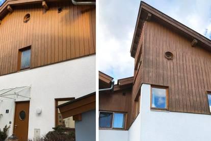 Reihenhaus mit Garten, ausgebautem Keller und Dachstudio