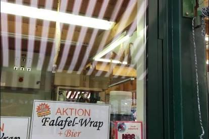 Naschmarktstand mit Nebenrechten sucht Nachfolge!