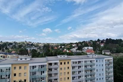 Entzückende Single-/Pärchenwohnung in Waltendorf mit atemberaubender Aussicht