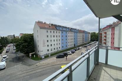 Lichtdurchflutete Neubauwohnung mit Balkon in unmittelbarer Nähe zur Oberen Alten Donau - Ideal für Paare