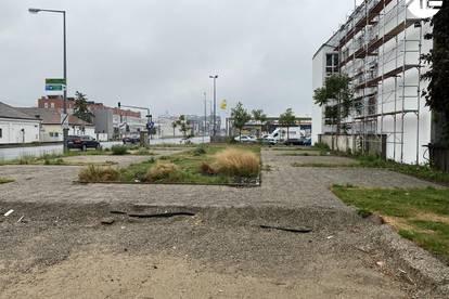 Betriebsgrund zu verpachten - Triester Straße
