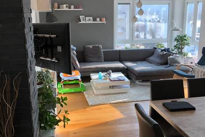 Möblierte Wohnung in der Gartenstadt, mit Tiefgarage, provisionsfrei
