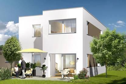4 km von Wels - moderne Einfamilienhäuser / Steinhaus bei Wels