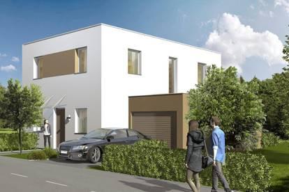 4 km von Wels - moderne Einfamilienhäuser in Steinhaus