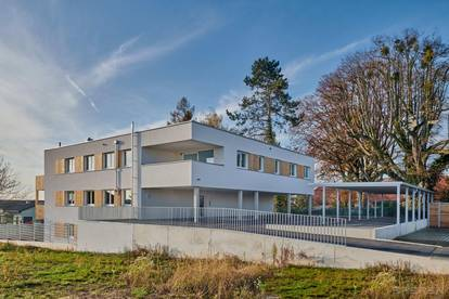 PROVISIONSFREI Neubau Gartenwohnung in Steinhaus b. Wels – nur noch eine Einheit – JETZT SICHERN !