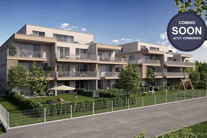 JETZT VORMERKEN - Wohnhaus mit 23 Eigentumswohnungen in Steinhaus b. Wels