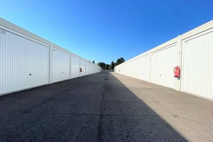 Garagenpark Wilhering - jetzt Garage mieten