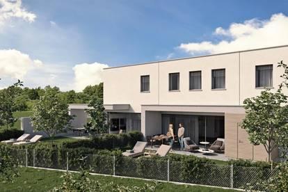 Neubauprojekt Reihenhaus in Hinzenbach