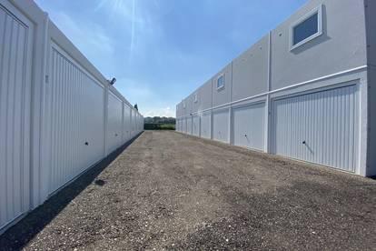 Garagenpark Schwertberg - jetzt Garage od. Storage Box mieten