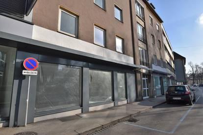 Attraktives Geschäftslokal in Wels - zentrale Lage