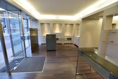 Anleger aufgepasst - Attraktives Geschäftslokal in Welser Innenstadtlage - vermietet