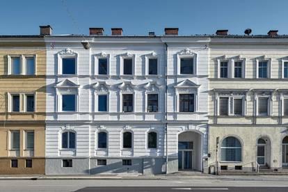 Zinshaus in Linz Urfahr | Vollvermietet | Saniert | Baubewilligung für DG-Ausbau