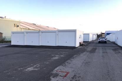 Garagen u. Lagerflächen zu mieten - ab € 4,60 m²