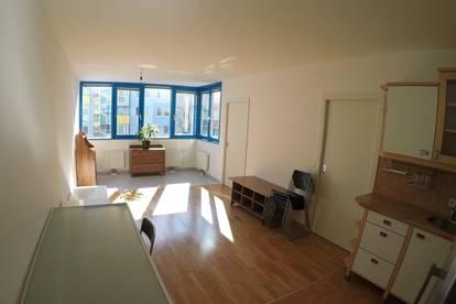 Helle 2-Zimmerwohnung in zentraler, gut angebundener Ruhelage