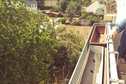 Ideal für HomeOffice! Wohnung 2 Zimmer mit Balkon zu vermieten - privat