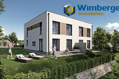 Freistadt liegt Ihnen zu Füßen - Doppelhaushälfte 3A mit Panoramablick auf Freistadt