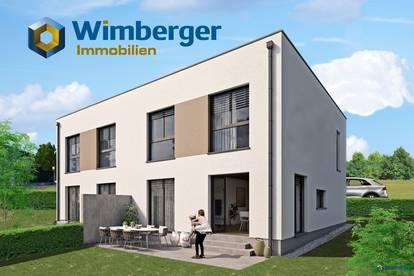 Nähe Linz - Idyllisches Leben in großzügiger Doppelhaushälfte 4a - letzte verfügbare Einheit