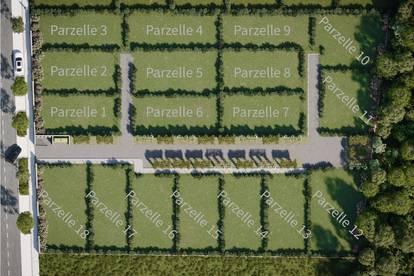 Unbebaute Parzelle in Floridsdorf | Kleingartenwohnhaus-Widmung | 100% aufgeschlossen (P3)