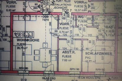 Suche Nachmieter 4431 Haidershofen, 60qm