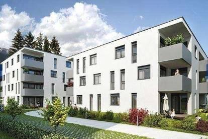 Charmante 2-Zimmer-Gartenwohnung am Lohbachufer in Innsbruck