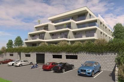 BAUSTART ERFOLGT !! - 4 Zimmer Neubau Eigentumswohnung mit Fernblick in erholsamer Ruhelage