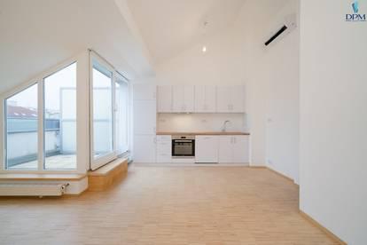 3-Zimmer DG Wohnung mit Dachterrasse