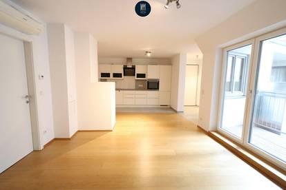 Direkt am Augarten!!! 3-Zimmer-DG-Wohnung mit Loggia