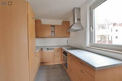 Leopoldskron: Sonnige und gepflegte 3-Zimmerwohnung mit Balkon und Garage