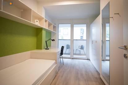 Miete: Studentenzimmer, voll möbliert