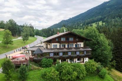 Hotel in den Osttiroler Bergen!