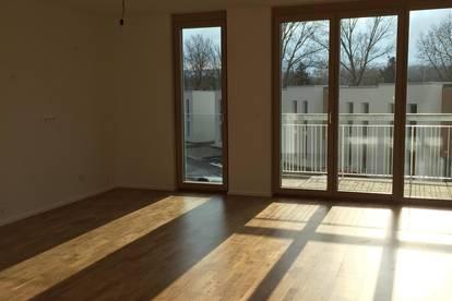 3-Zimmer-Mietwohnung mit Balkon - Wohlfühloase, neu, langfristig, KFZ Stellplatz, Pool, Garten