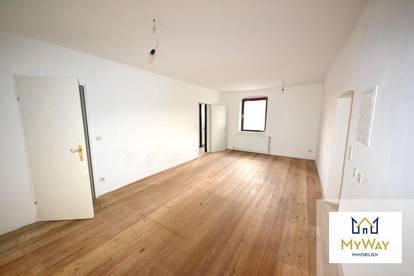 3 Zimmer Wohnung mit Garten - Plankenberg