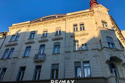 Großzügige Altbauwohnung im Grazer Bezirk St. Leonhard