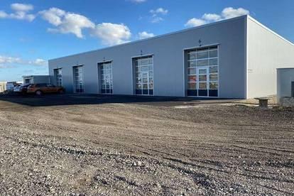 Gewerbehallen | Lagerhallen zu vermieten  |  nur noch 2 Halle Verfügbar!