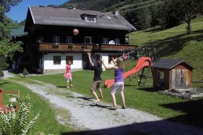 Sommerhaus - altes Bauernhaus