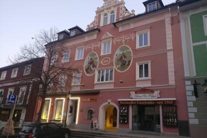 Schöne Wohnung mitten am Hauptplatz in Mariazell