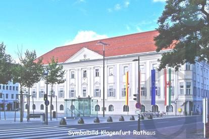 Renditewohnungen mit bis zu 5% Rendite im Herzen von Klagenfurt zu kaufen. 29-37 m2.