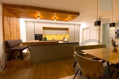 Wunderschöne Wohnung mit 3 Schlafzimmer, 46m² Terrasse und High-End Ausstattung!