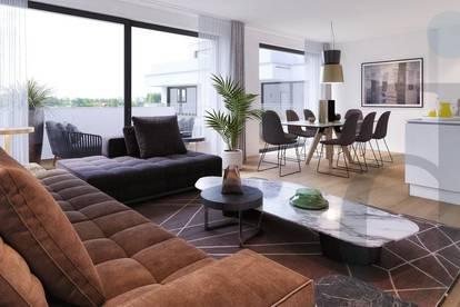 Über den Dächern von Bischofshofen! Exklusive Penthousewohnung in Bestlage zu verkaufen!