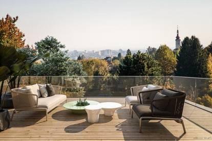 PROVISIONSFREI! Einzigartige Gartenwohnung in Ruhe- und Aussichtslage in St.Veit