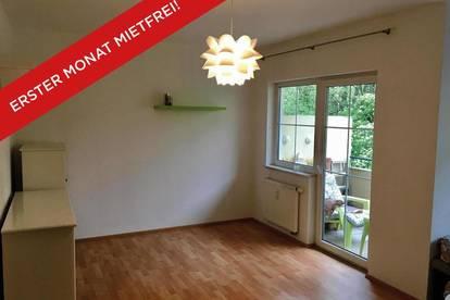 Schöne Mietwohnung mit Balkon - ERSTER MONAT MIETFREI!